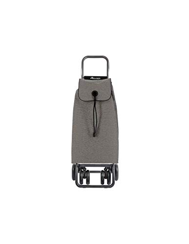 Carro Rolser I-Max Ecoimax 4 Ruedas 2 Giratorias Plegable - Granito