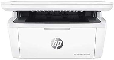 HP LaserJet Pro M28w - Impresora multifunción láser (USB 2.0, WiFi, 18 ppm, memoria de 32 MB, Wi-Fi Direct y aplicación...