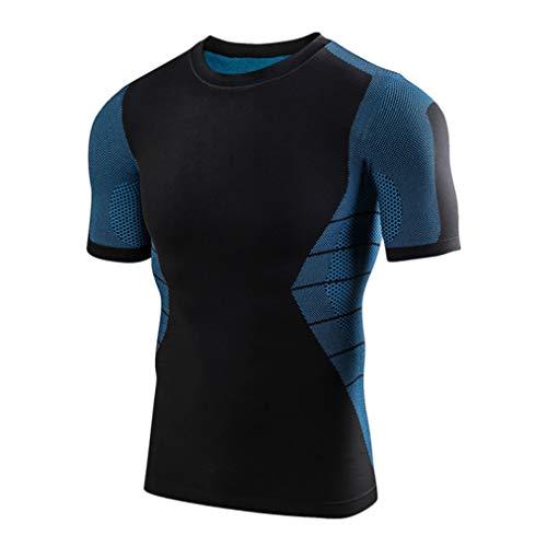 AMURAO Hommes Body Shapers Minceur Tops Shapewear T-Shirt Correcteur De Posture Serré Corset Corset