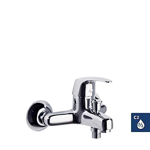 Ramon Soler Vulcano Energy DE6995S – Grifo monomando para bañera