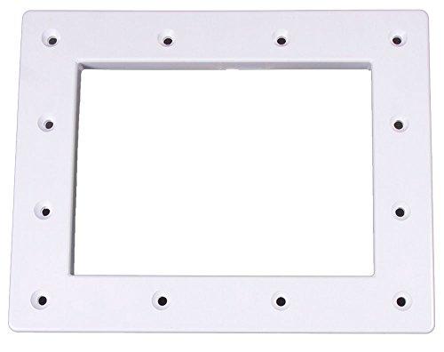 Custom 25540-000-010 Creusée Skimmer Faceplate - Blanc
