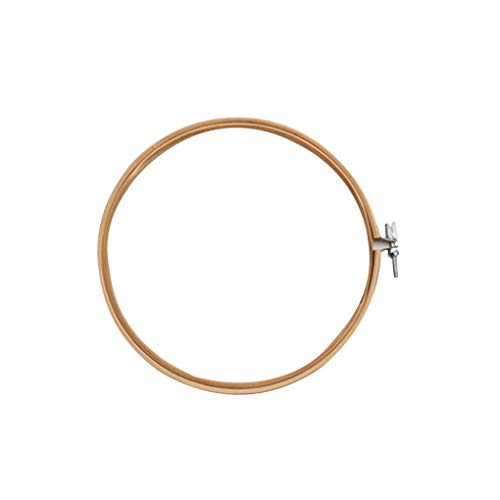 rongweiwang Wooden Embroidery Shed Wood Cross Stitch Rings Handmake Cross Stitch Frame Embroidery Hoops