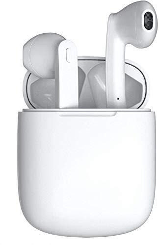 ワイヤレス イヤホン Bluetooth イヤホンiPhone Bluetoothヘッドセットブルートゥースイヤホン 完全 ワイヤレスイヤホン air Bluetooth TWS Pods 運転 WEB会議 テレワーク マイク 搭載 ハンズフリー通話勤務/ビジネス Air 運動 内蔵 ランニング用 二台接続可能 CVC8.0ノイズキャンセリング搭載 Hi-Fi 自動ペアリング IPX56 防水レベルSiri対応/AAC対応/左右分離型/軽量ios/windows/Android適用