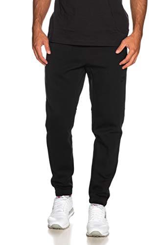 Nike M NSW TCH FLC Pant OH, Pantaloni Sportivi Uomo, Black/(Black), M
