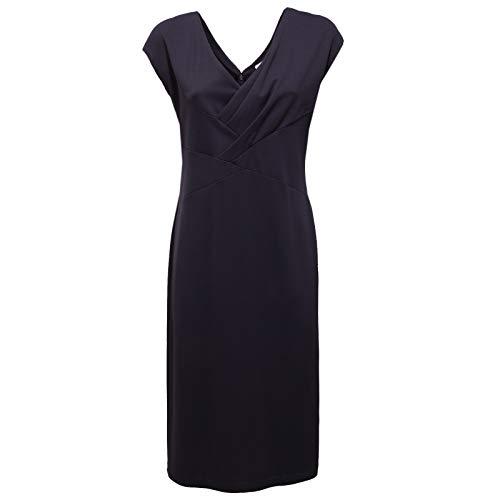 2406AA Abito Donna Armani Collezioni Vestito Blue Dress Woman [44]