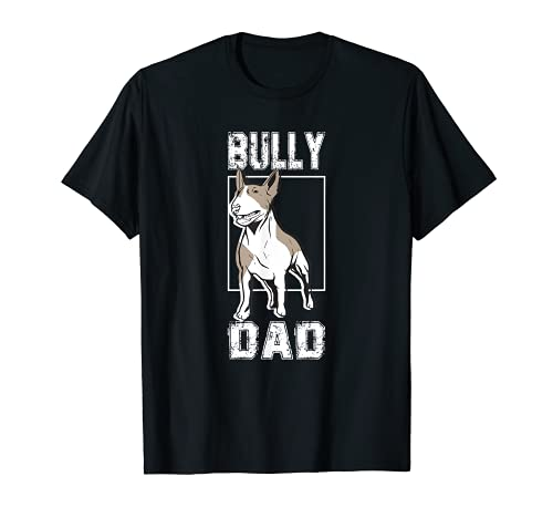 Hombre Perros bull terrier miniatura divertidos - masters Camiseta