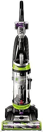 Bissell Cleanview Aspiradora sin bolsa giratoria vertical para mascotas, verde, 2252