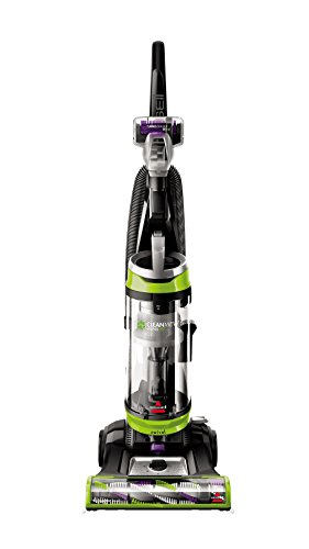 BISSELL Cleanview Swivel Pet Upright Bagless Vacuum Cleaner, Green,...