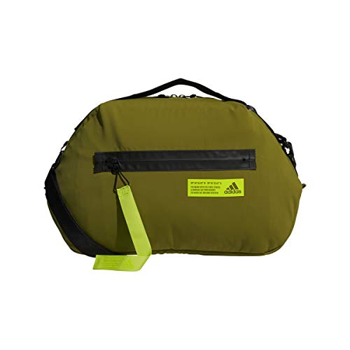 adidas FAV Duffel Bag Bolsa de Deporte, Mujeres, MUSSIL/AMAACI (Multicolor), Talla Única