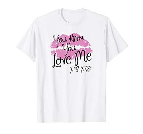 Gossip Girl You Love Me T Shirt