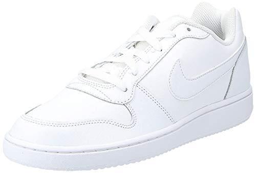 Nike Ebernon Low, Zapatillas Hombre, Blanco (White/White 100), 46 EU
