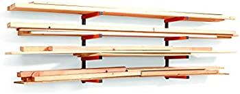 Bora Portamate Wood Organizer and Lumber Storage Metal Rack