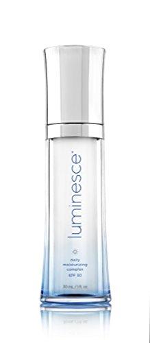 Jeunesse–Luminesce–Creme Tag Luminesce–Gesichtscreme Tag feuchtigkeitsspendend mit Sonnenschutz 30–Modell mit über 200Faktoren von Wachstum für erneuert die Haut–Flasche 30ml