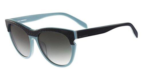 Karl Lagerfeld Sonnenbrille KL894S Gafas de sol, Azul (Blau), 56.0 Unisex Adulto