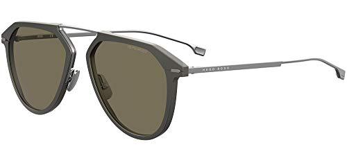 BOSS Hombre gafas de sol 1135/S, RIW/UC, 55