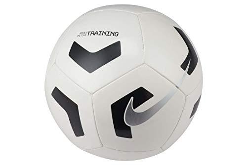 Nike Pitch CU8034-100 CU8034-100_5 - Balón de fútbol Unisex, Color Blanco