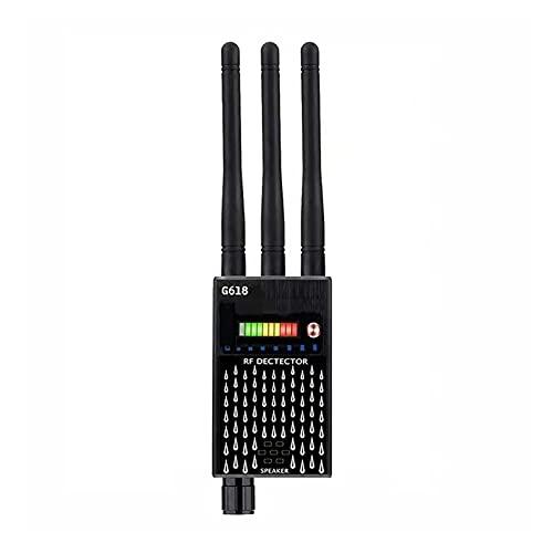Módulo electronico G718 G618 Pinhole CAM PEN Cámara Gadget Mini Detector de insectos Finder de señal inalámbrico Anti GPS Rastreo de coche Localizador de localizador Bloqueador ( Color : G618 )