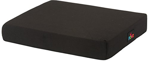 NOVA Seat & Wheelchair Cushion, High Density Foam Cushion with Water Resistant, Removable Cover