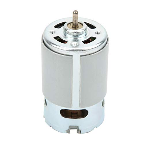 Electric Motor, 22000 RS-550 Electric Motor, Motor RS-550 Micro DC Motor 12-24V for Various Cordless Electric Hand Drill