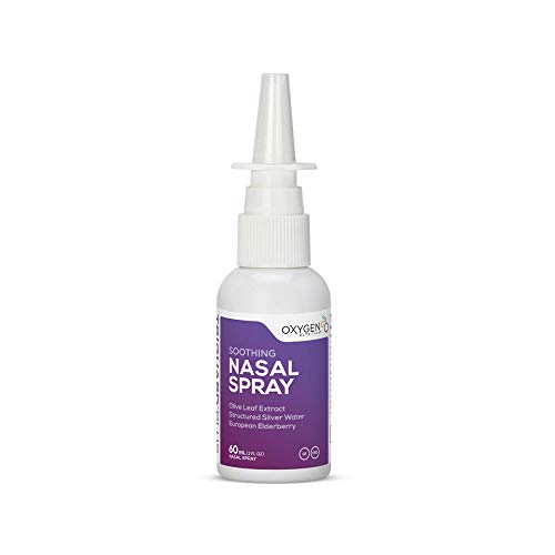 TriGuard Plus Nasal Spray | Elderberry, Olive Leaf Extract and Colloidal Silver Immune Support - 2 oz.