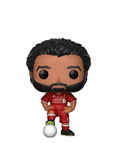 Popsplanet Funko Pop! Football Soccer – Liverpool – Mohamed Salah #08