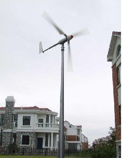 GOWE 3KW grid tie wind turbine generator