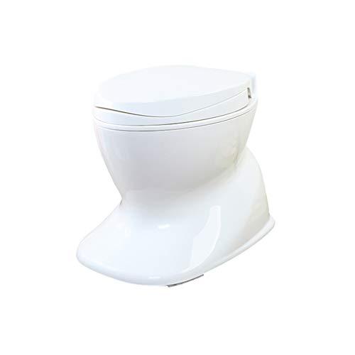 Leichte und tragbare Camping-WC Geeignet für Indoor-und Outdoor-Loo Verwendung Camping Caravan Picknick Angeln und Festivals Weiß