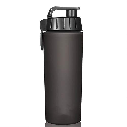 Sports shaker cup, fitness men and women protein powder mixing cup, dual scale visual capacity, healthy and environmental protection, fashion and beautiful。