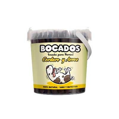 Bocados Lamm Und Reis 800 GR