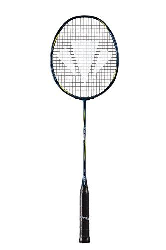 Carlton Badmintonschläger Kinesis X90, Chameleon/Schwarz/Gelb, One size