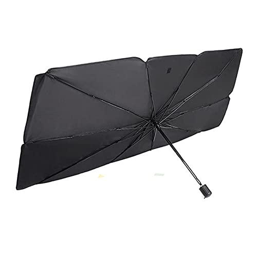 KDABJD Apto para Peugeot 206/307/308/207, parasol de coche, parabrisas delantero, parabrisas de coche