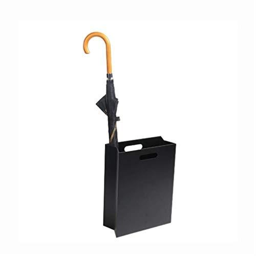 Jiamuxiangsi Paraplu houder Metalen Paraplu Stand Pocket Vorm Wandelen Sticks Paraplu Houder voor De Home Office paraplu emmer