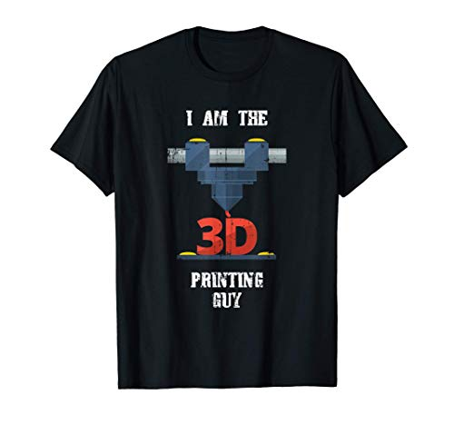 3D-Printing Guy G28 CNC Maker 3D-Scanner 3D-Printer T-Shirt T-Shirt
