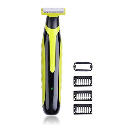 Erick Edger Hybrid Electric Advanced Smart Rechargeable Razor Hair Shaver Trimmer for Men, SL-V1