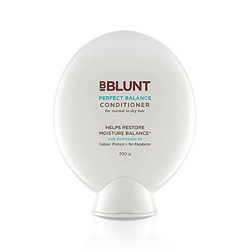 BBLUNT Perfect Balance Conditioner for Normal To Dry Hair, 200 g