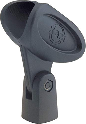 K & M 85055 Mikrofonklammer