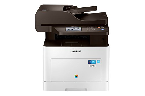 Samsung ProXpress C3060FW All in One Color Laser Printer with Wireless & Mobile Connectivity, Duplex Printing, Print Security & Management Tools (SS212A)