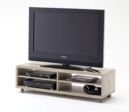 Robas Lund Mobile TV Jeff XL Rovere Grezzo 120 x 39 x 35...