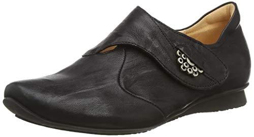 Think Damen Chilli_888106 Sneakers, Schwarz (Schwarz 00), 40 EU