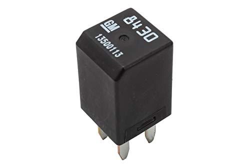 GM Genuine Parts D1777C Black Multi-Purpose Relay