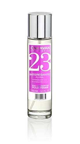 CARAVAN FRAGANCIAS nº 23 - Eau de Parfum con vaporizador para Mujer - 150 ml