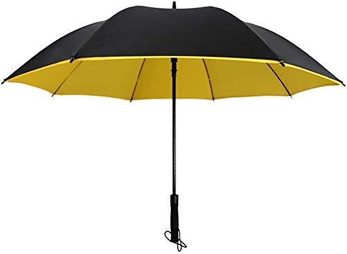 Paraguas, Fácil de transportar paraguas plegable paraguas grande Auto abierto Cerrar Cierre de teflón Recubierto revestido Ventilado Viento A prueba de viento Doble Tabaño Al aire libre Acceso