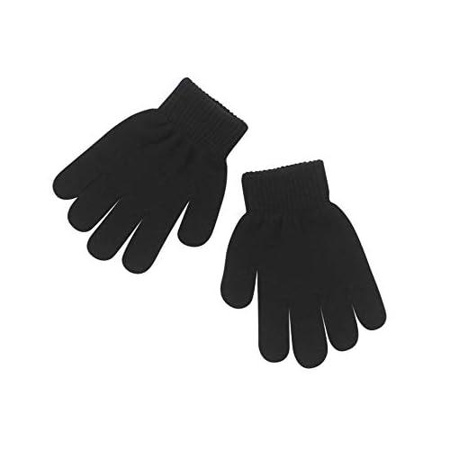 Back-to-School-Boys-Girls-Hat-Scarf-Gloves-Glow-in-The-Dark-Sets-Singles-UK-Seller