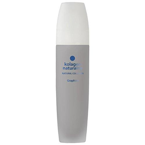 Colway NATURAL KOLLAGEN GRAPHIT - Haar Nägel & Füße Therapie Bio Anti-Age Raue Haut Tiefe Regeneration 100ml