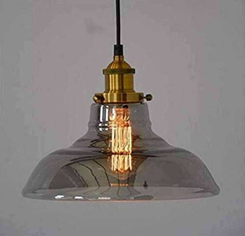 Kronleuchter Lightceiling Pendelleuchte Licht Kronleuchter (Rauchgrau + Bronze)