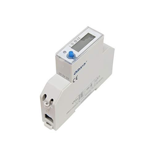 OR-WE-514 Controller IP51 RS485 MODBUS RTU DIN IBetrieb max: 100A 0,4W ORNO