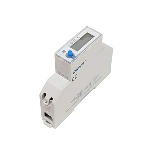 OR-WE-514 Controller IP51 RS485 MODBUS RTU DIN Ioper.max: 100A -25-55°C ORNO