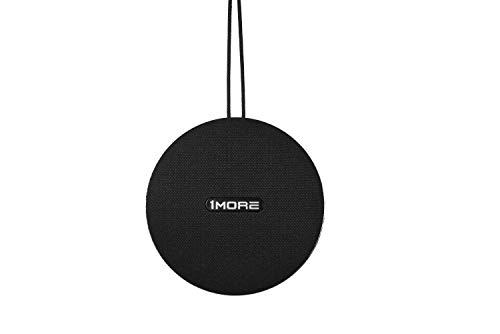 1MORE Bluetooth Lautsprecher, Tragbarer kabelloser und kabelgebundener Lautsprecher, bis zu 35W Stereo Sound, IPX4 wasserdicht, 12 Stunden Laufzeit, für Familienunterhaltung Koferenz Online-Klasse.