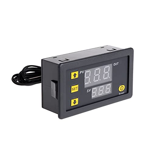 ZHANGAIGUO CCCZY 1 PC Controlador de Temperatura Relé Dual...