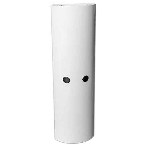 NEG TV-Kabelkanal MASK40W (weiß) Kabelmanagement-System (40cm)